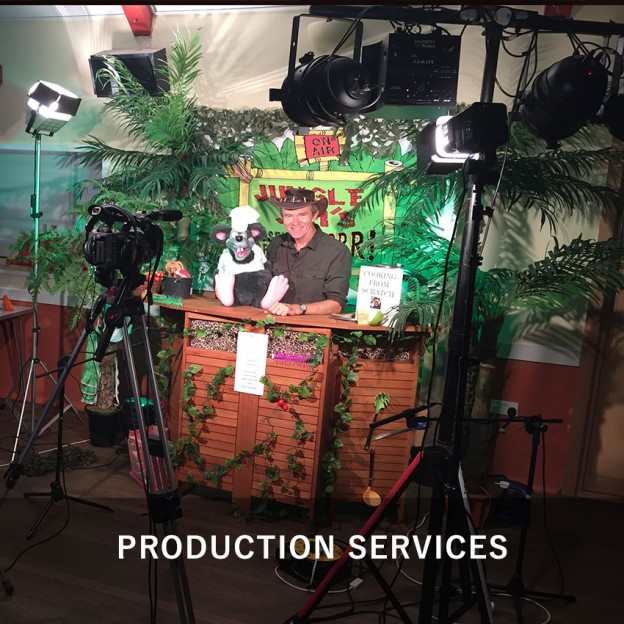 Production services for horizon video