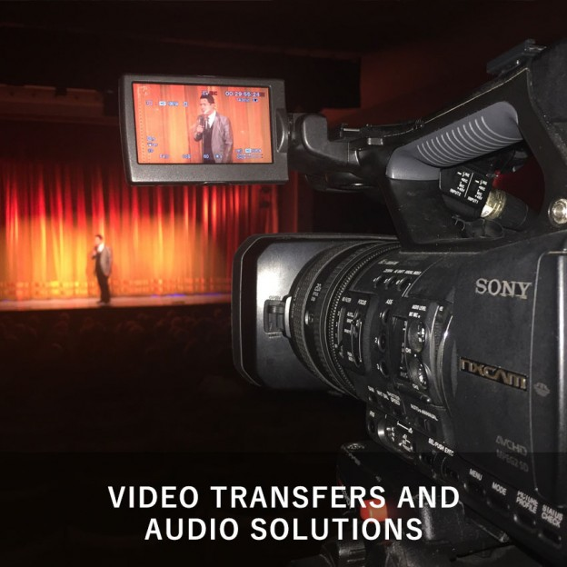 video transfer and audio solutions for horizon video